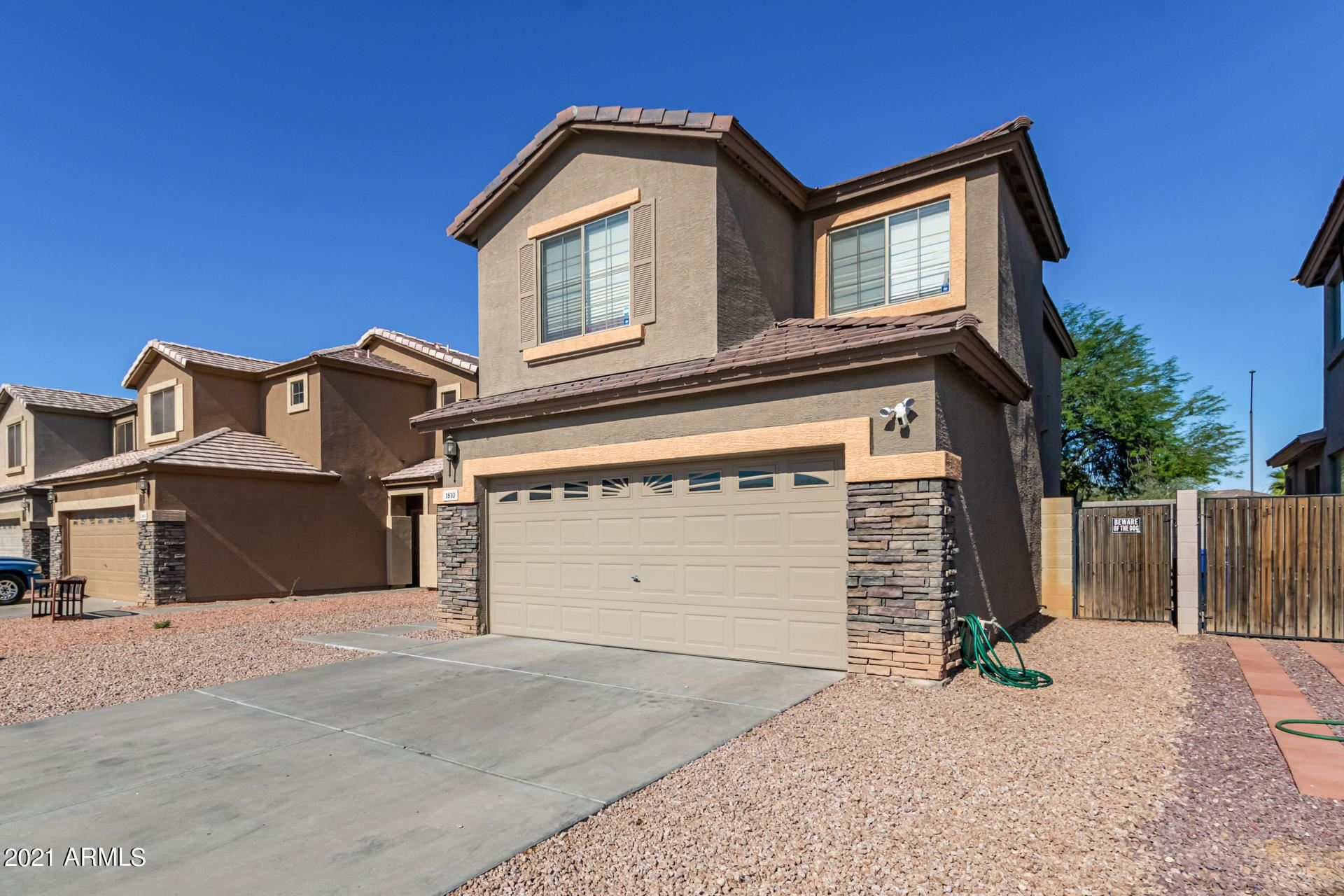 Photo of 1810 S 114TH Drive, Avondale, AZ 85323 (MLS # 6246437)