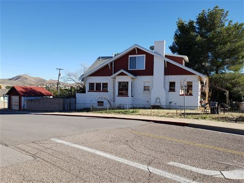 Photo of 632 BISBEE Road, Bisbee, AZ 85603 (MLS # 6051438)