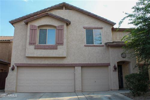 Photo of 42809 W KRISTAL Lane, Maricopa, AZ 85138 (MLS # 6277439)