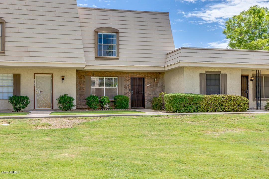 6750 S BONARDEN Lane, Tempe, AZ 85283 - #: 6098439