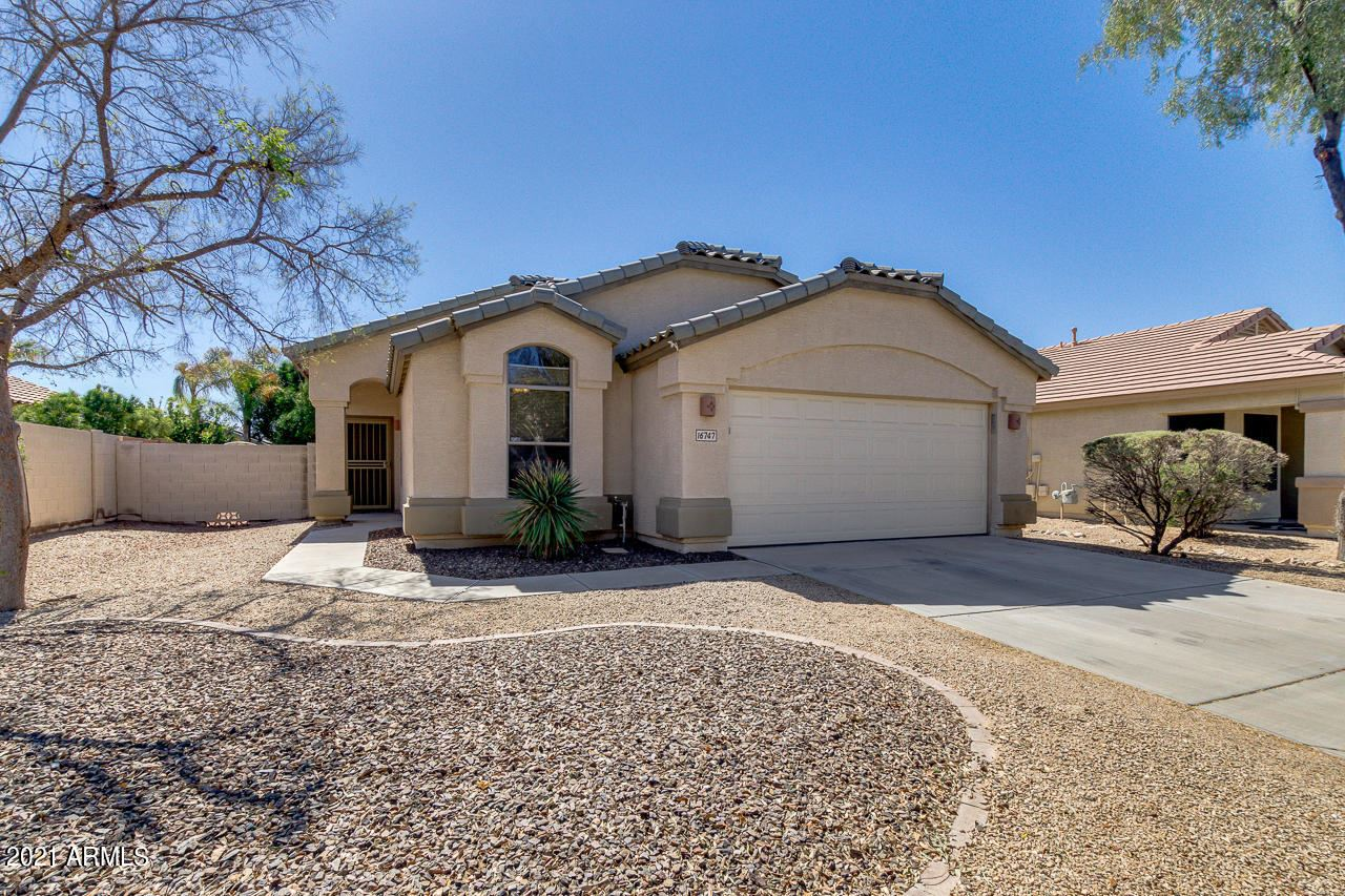 Photo of 16747 W TAYLOR Street, Goodyear, AZ 85338 (MLS # 6203439)