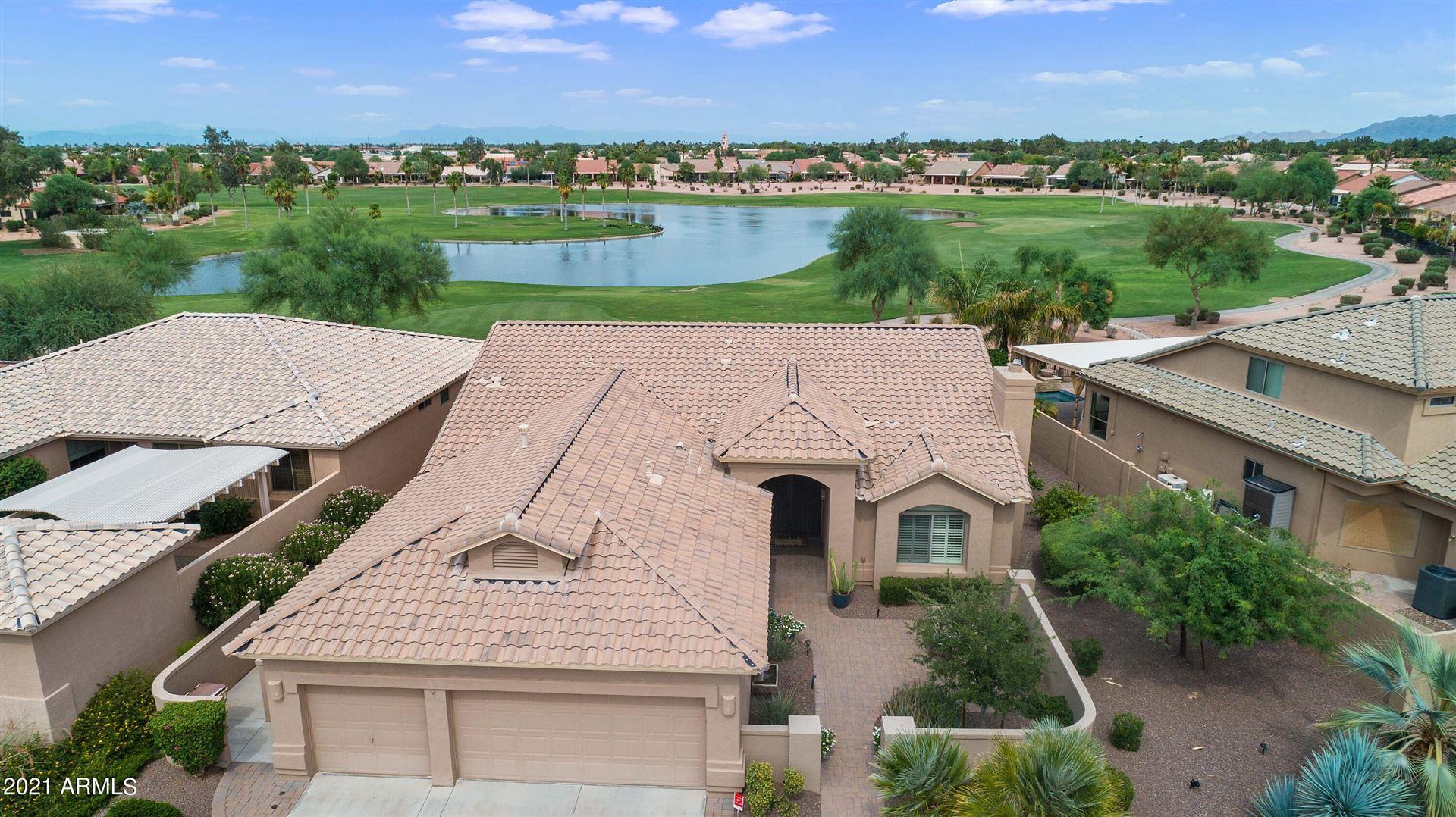Photo of 10008 E DIAMOND Drive, Sun Lakes, AZ 85248 (MLS # 6265439)