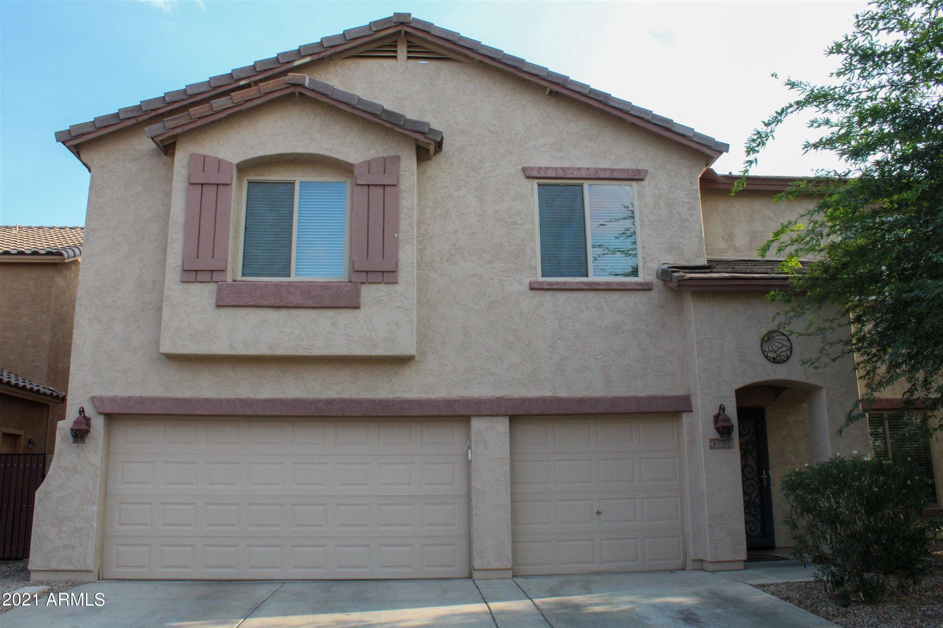 Photo for 42809 W KRISTAL Lane, Maricopa, AZ 85138 (MLS # 6277439)