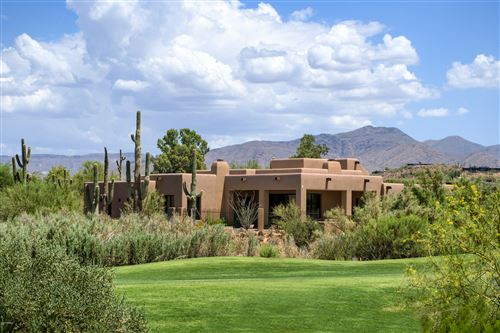 Photo of 7371 E Arroyo Seco Road, Scottsdale, AZ 85266 (MLS # 6113440)