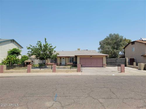Photo of 8610 W ROMA Avenue, Phoenix, AZ 85037 (MLS # 6253440)