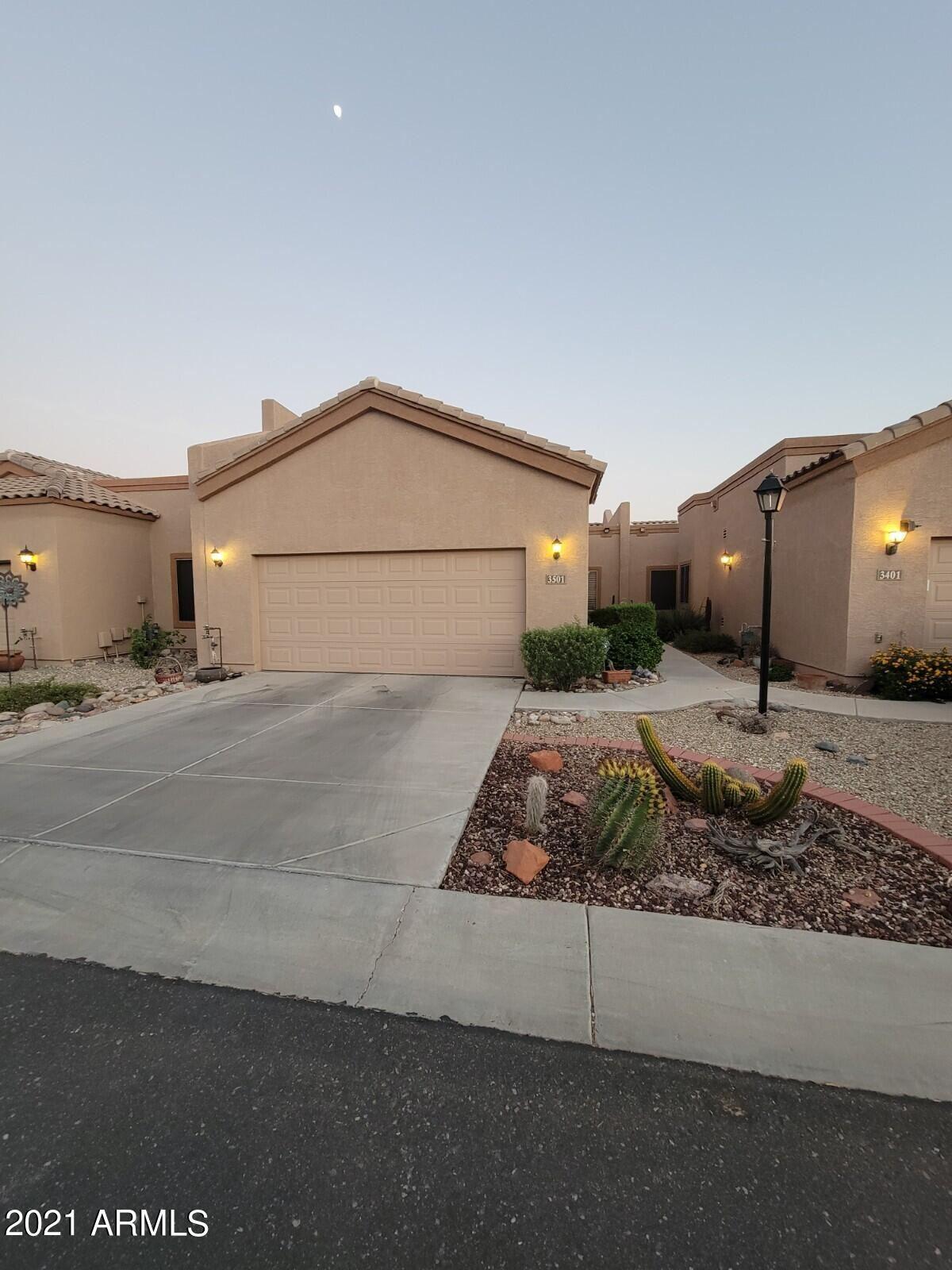 Photo of 18650 N 91ST Avenue #3501, Peoria, AZ 85382 (MLS # 6255440)