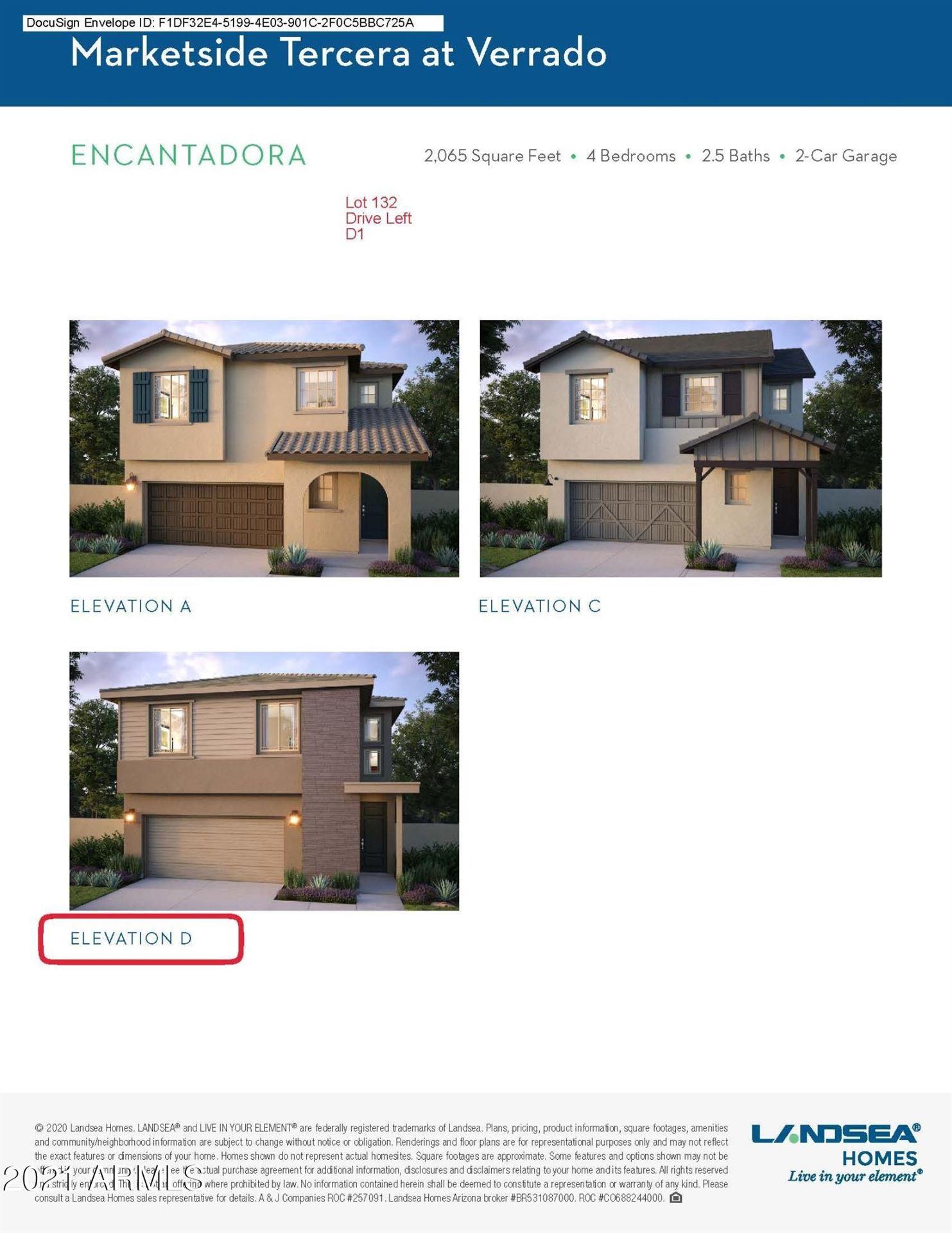 2175 N MARKETSIDE Avenue, Buckeye, AZ 85396 - MLS#: 6269440
