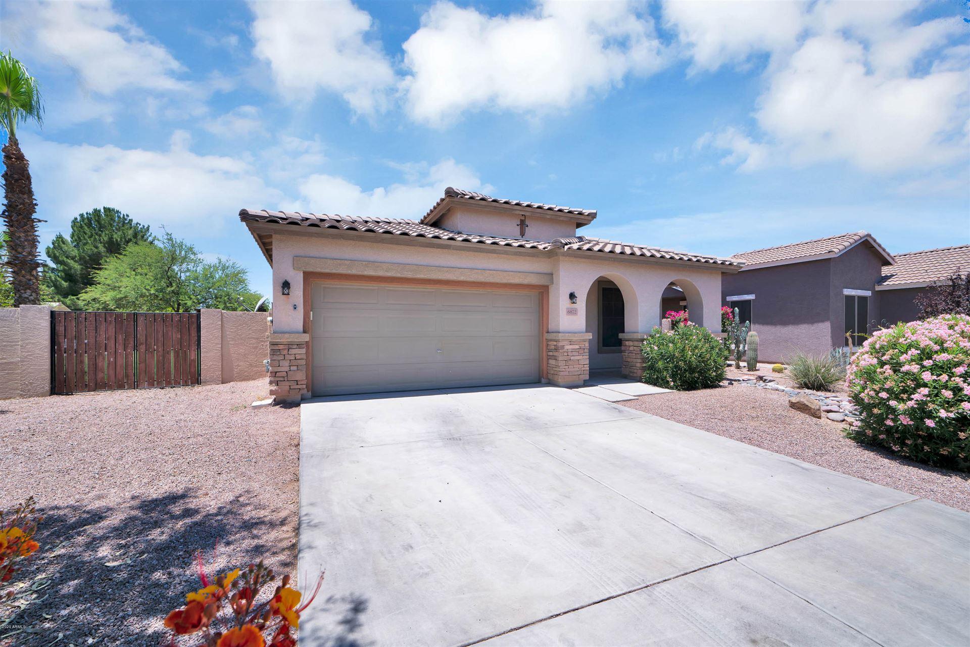 6872 S SUNNYVALE Avenue, Gilbert, AZ 85298 - #: 6095441