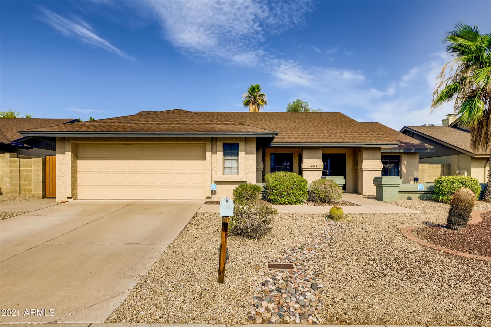 14807 N 58TH Street, Scottsdale, AZ 85254 - MLS#: 6264441