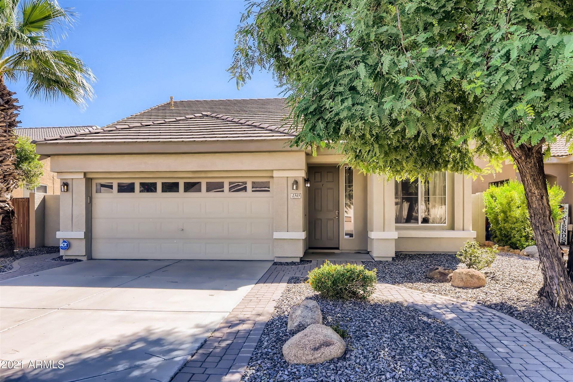 Photo of 1345 W MUSKET Way, Chandler, AZ 85286 (MLS # 6307441)