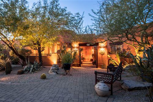 Photo of 8540 E MCDOWELL Road #11, Mesa, AZ 85207 (MLS # 6129442)