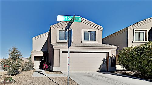 Photo of 6032 E DESERT SPOON Lane, Florence, AZ 85132 (MLS # 6186442)