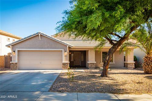 Photo of 45183 W RHEA Road, Maricopa, AZ 85139 (MLS # 6229442)