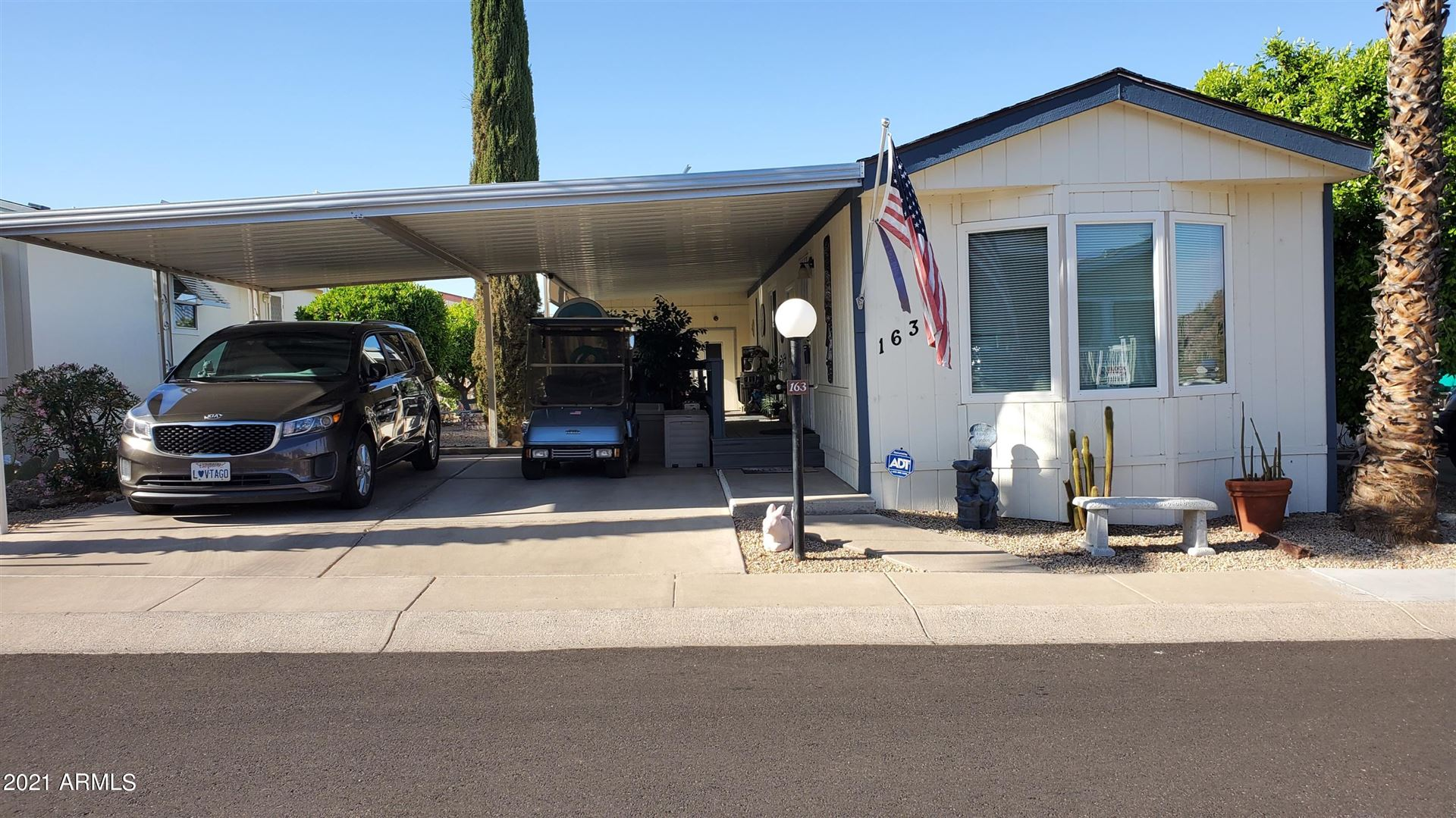 2233 E BEHREND Drive #163, Phoenix, AZ 85024 - MLS#: 6223442