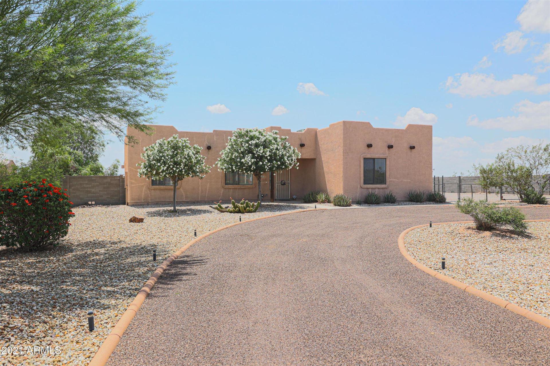 Photo of 25231 W BLUE SKY Drive, Wittmann, AZ 85361 (MLS # 6277442)