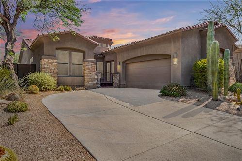 Photo of 7418 E SOARING EAGLE Way, Scottsdale, AZ 85266 (MLS # 6103443)