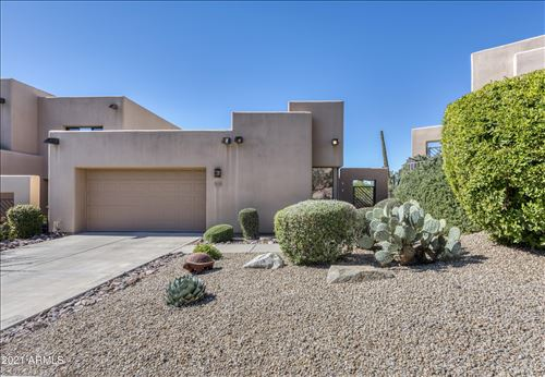 Photo of 17025 E LA MONTANA Drive #124, Fountain Hills, AZ 85268 (MLS # 6307443)
