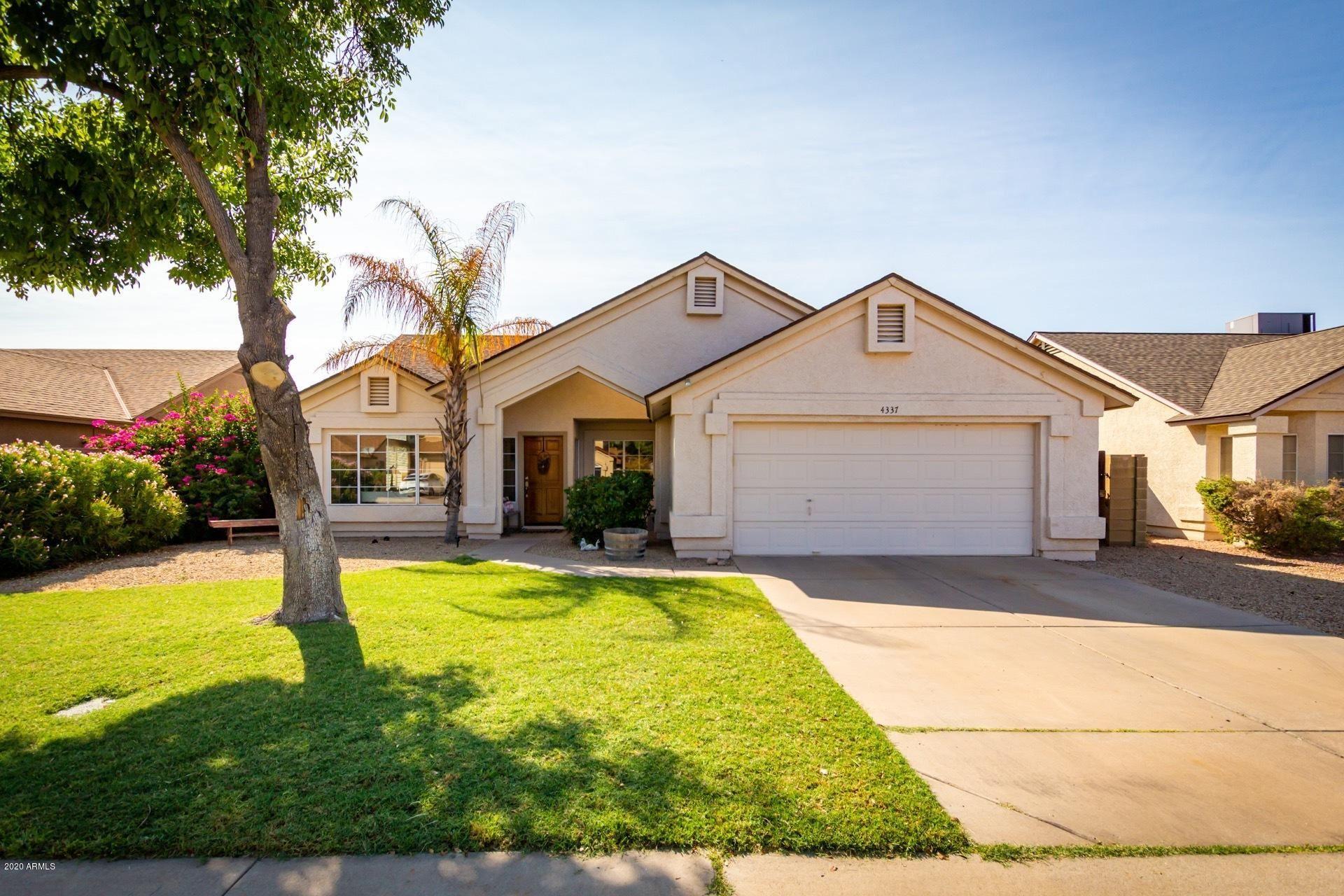 4337 E TOWNE Lane, Gilbert, AZ 85234 - MLS#: 6129443