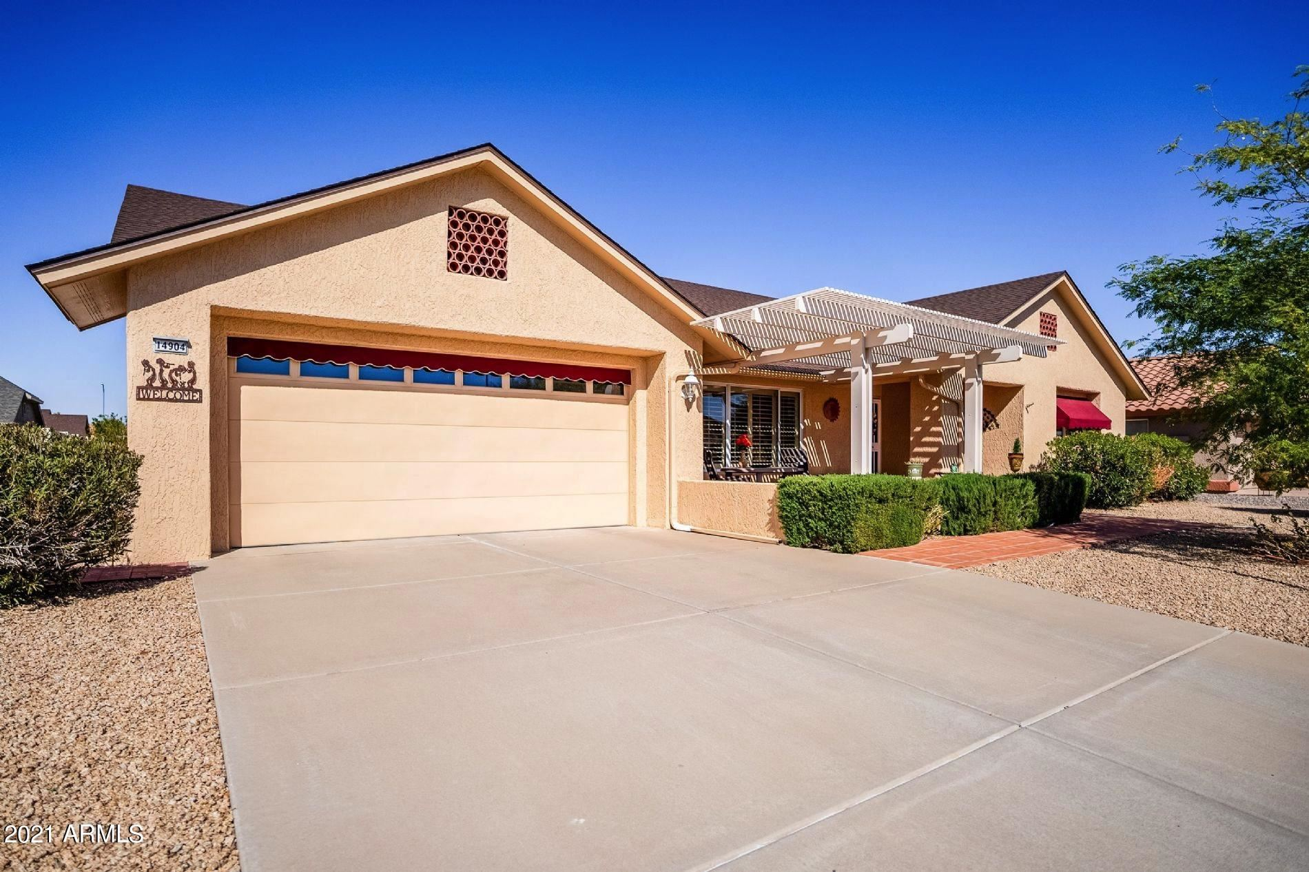 Photo of 14904 W ALPACA Drive, Sun City West, AZ 85375 (MLS # 6198443)