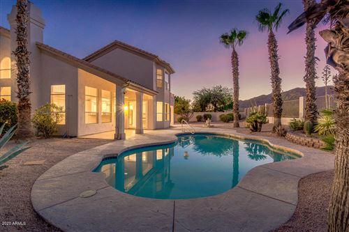 Photo of 1420 E DESERT FLOWER Lane, Phoenix, AZ 85048 (MLS # 6089444)