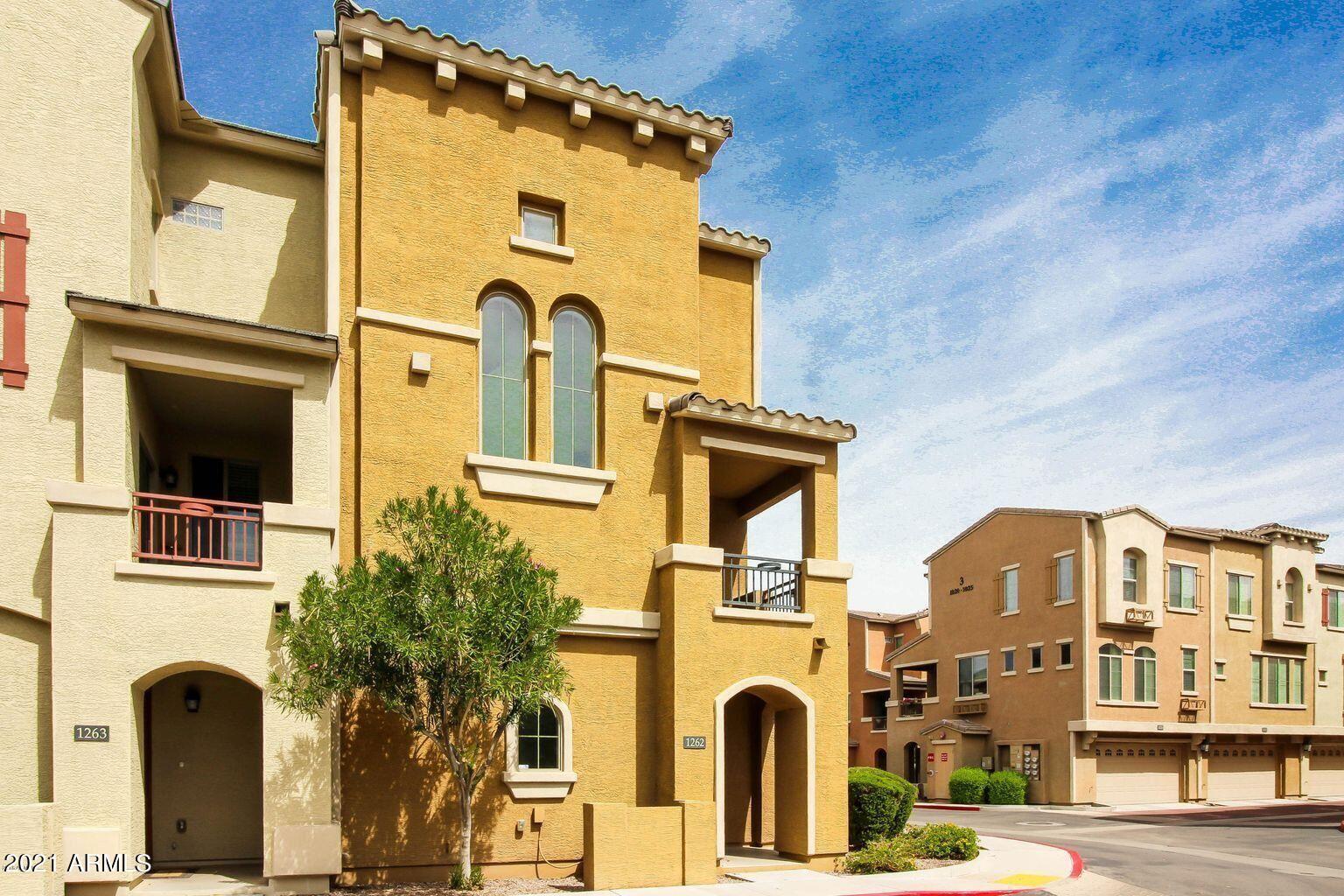 240 W JUNIPER Avenue #1262, Gilbert, AZ 85233 - MLS#: 6270444