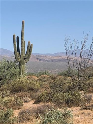 Photo of 16824 E BAJADA Drive, Rio Verde, AZ 85263 (MLS # 6162446)