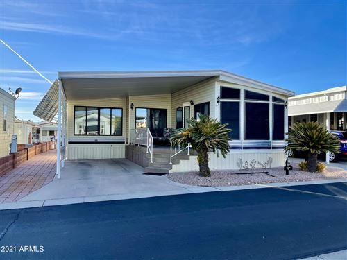 Photo of 7750 E BROADWAY Road #174, Mesa, AZ 85208 (MLS # 6186446)