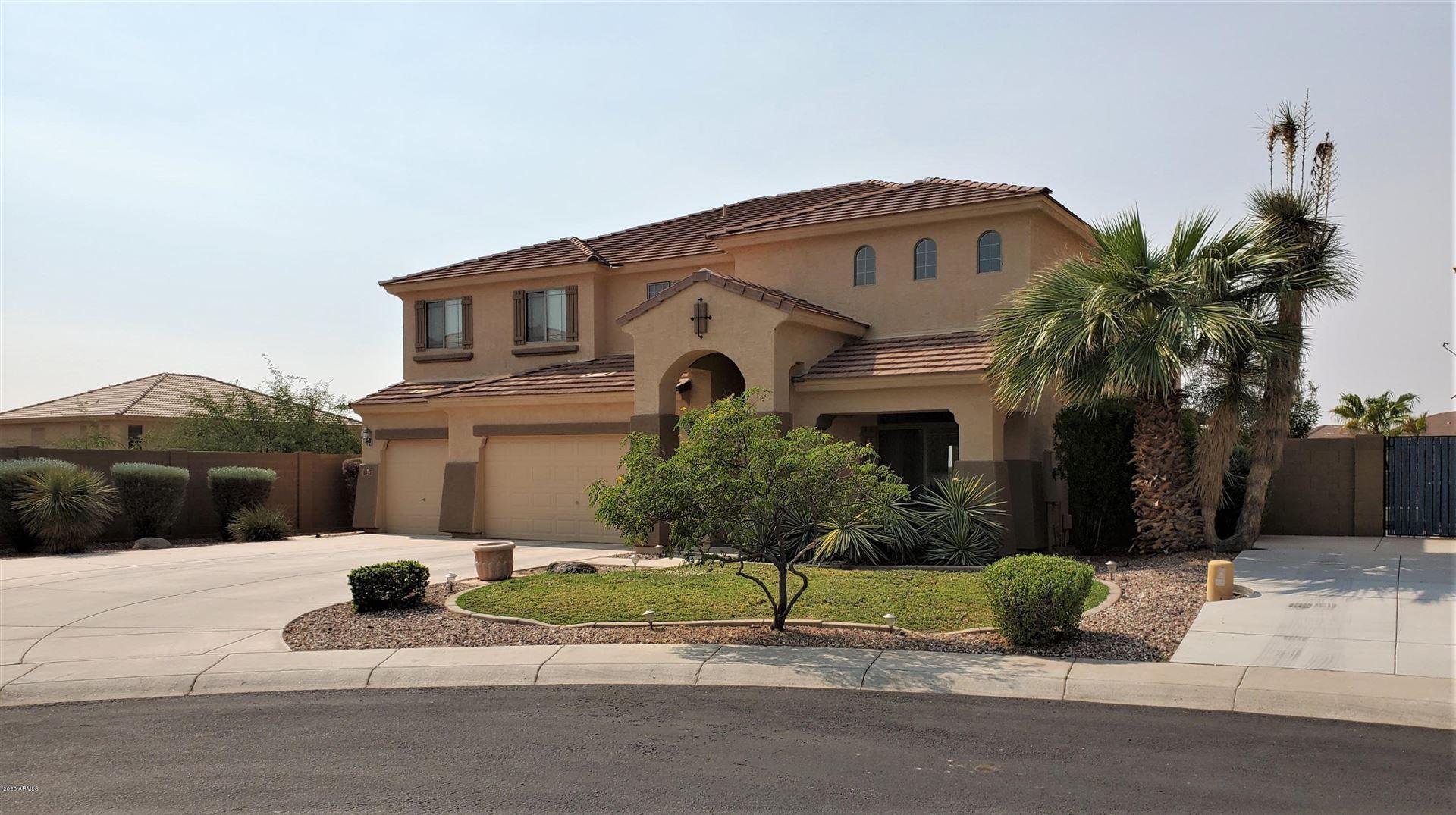 Photo for 122 N 235TH Drive, Buckeye, AZ 85396 (MLS # 6151446)