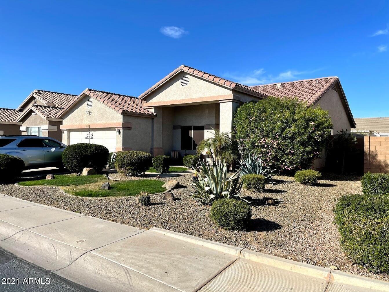 Photo of 13010 W Pershing Street, El Mirage, AZ 85335 (MLS # 6201446)