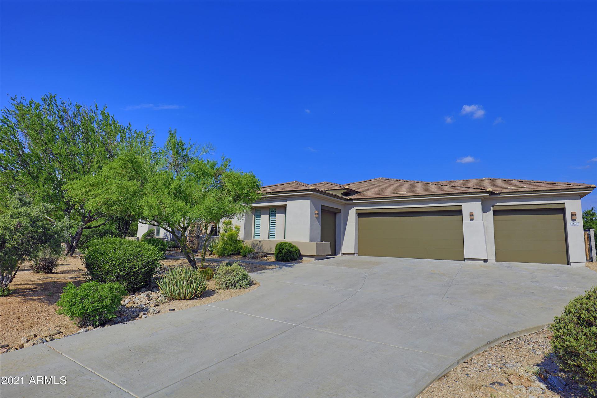 Photo of 34899 N DESERT WINDS Circle, Carefree, AZ 85377 (MLS # 6279446)