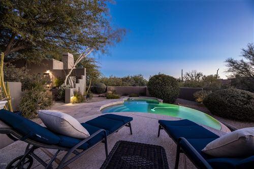 Photo of 8400 E DIXILETA Drive #112, Scottsdale, AZ 85266 (MLS # 6169447)