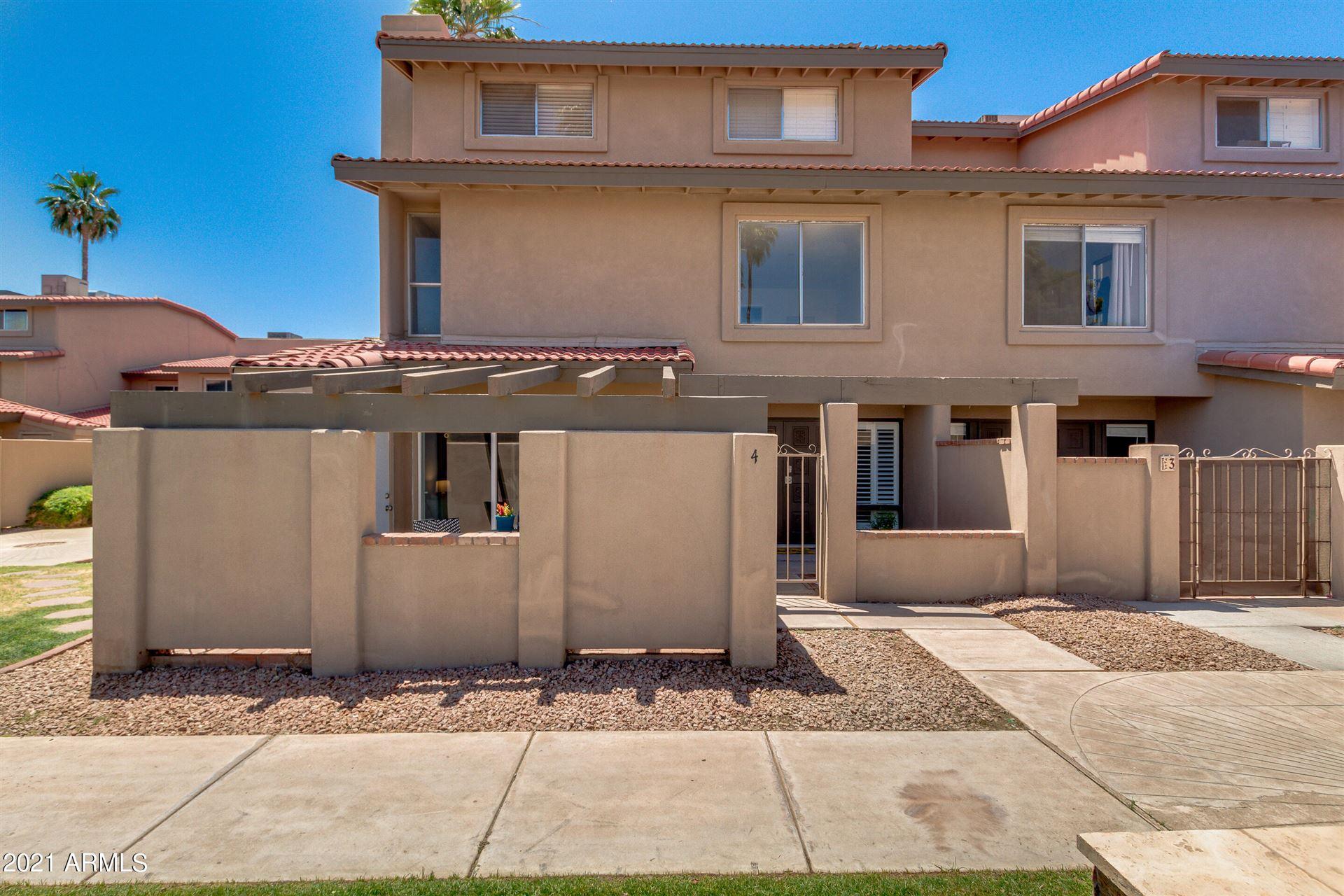 7920 E ARLINGTON Road #4, Scottsdale, AZ 85250 - MLS#: 6235447