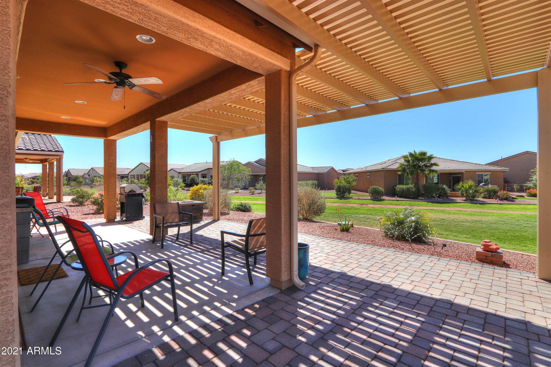 Photo of 41735 W SUMMER WIND Way, Maricopa, AZ 85138 (MLS # 6200448)