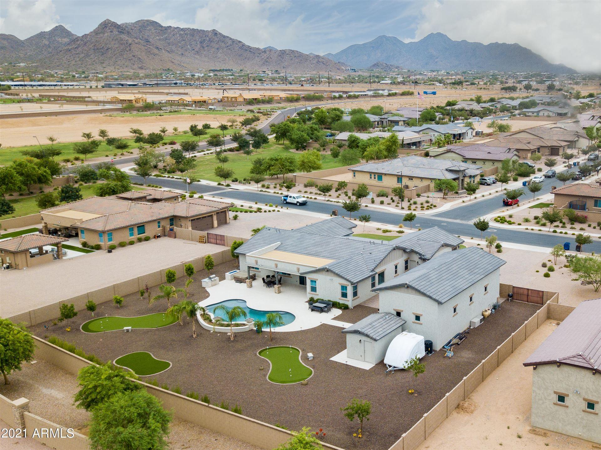 Photo of 26163 S 211TH Place, Queen Creek, AZ 85142 (MLS # 6268449)