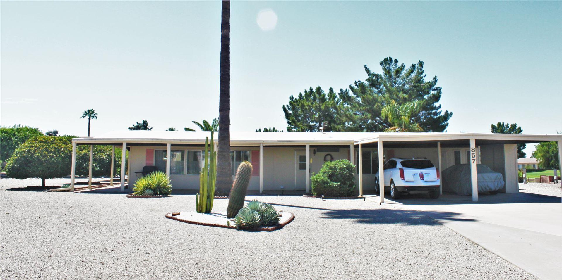857 S 82ND Place, Mesa, AZ 85208 - MLS#: 6116450