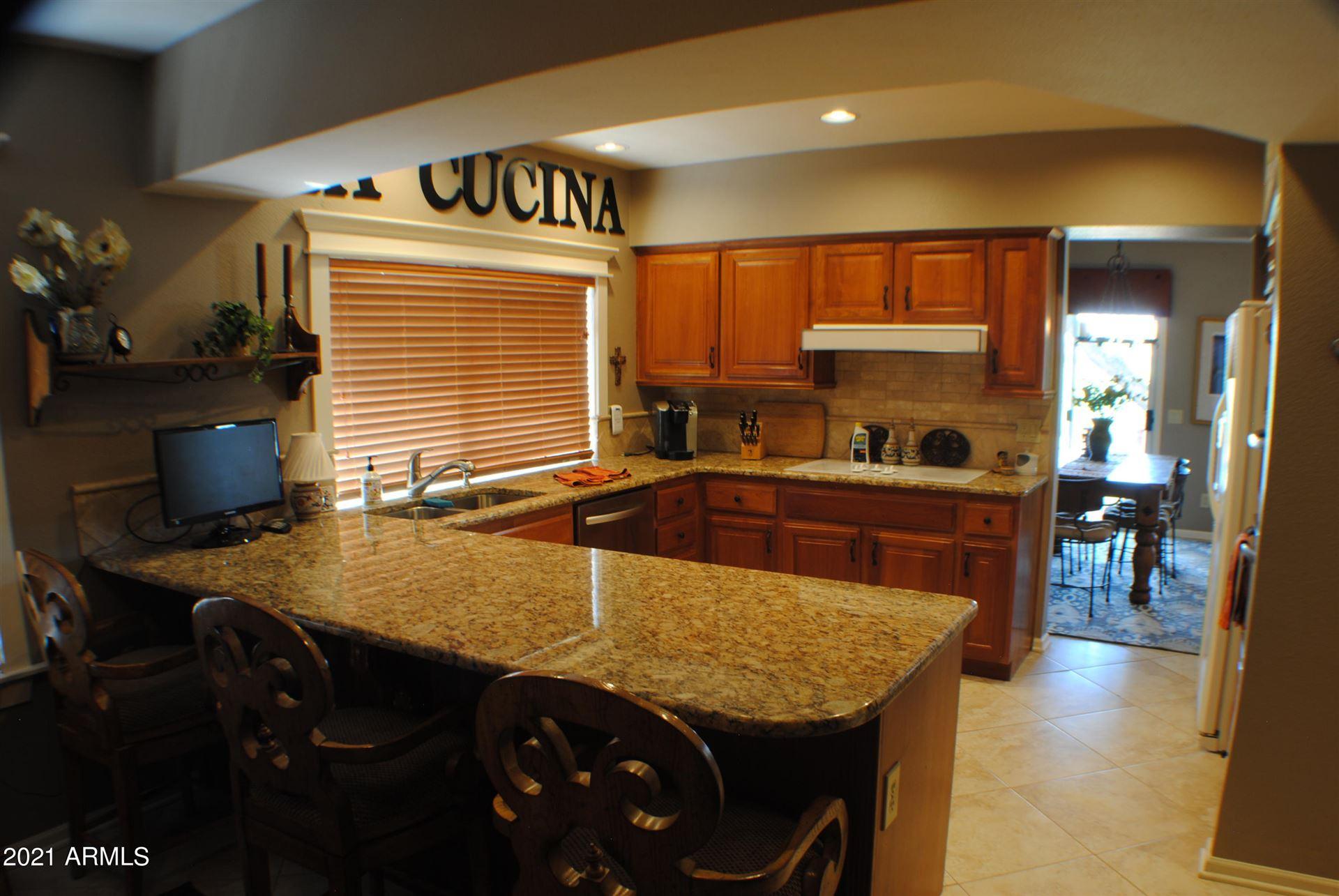 Photo of 10301 E MICHIGAN Avenue, Sun Lakes, AZ 85248 (MLS # 6231450)
