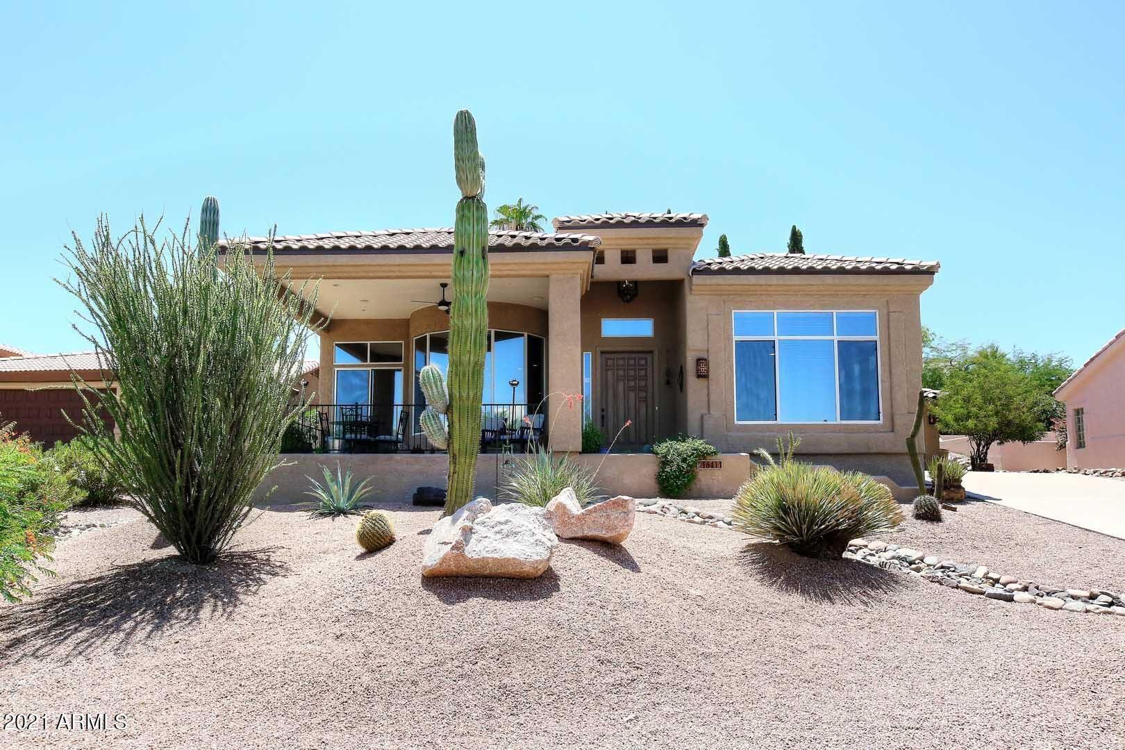 Photo of 16411 E FAIRLYNN Drive, Fountain Hills, AZ 85268 (MLS # 6271450)