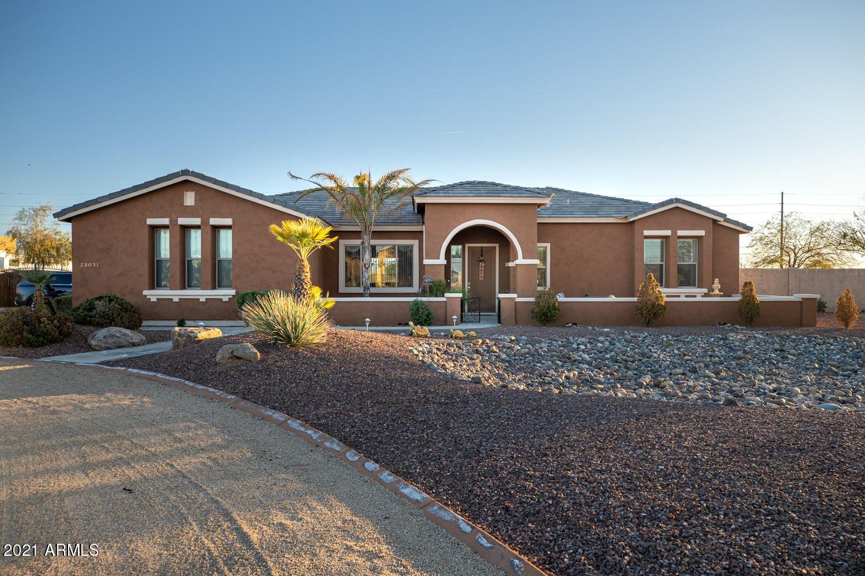 Photo of 23031 W DESERT VISTA Trail, Wittmann, AZ 85361 (MLS # 6195451)
