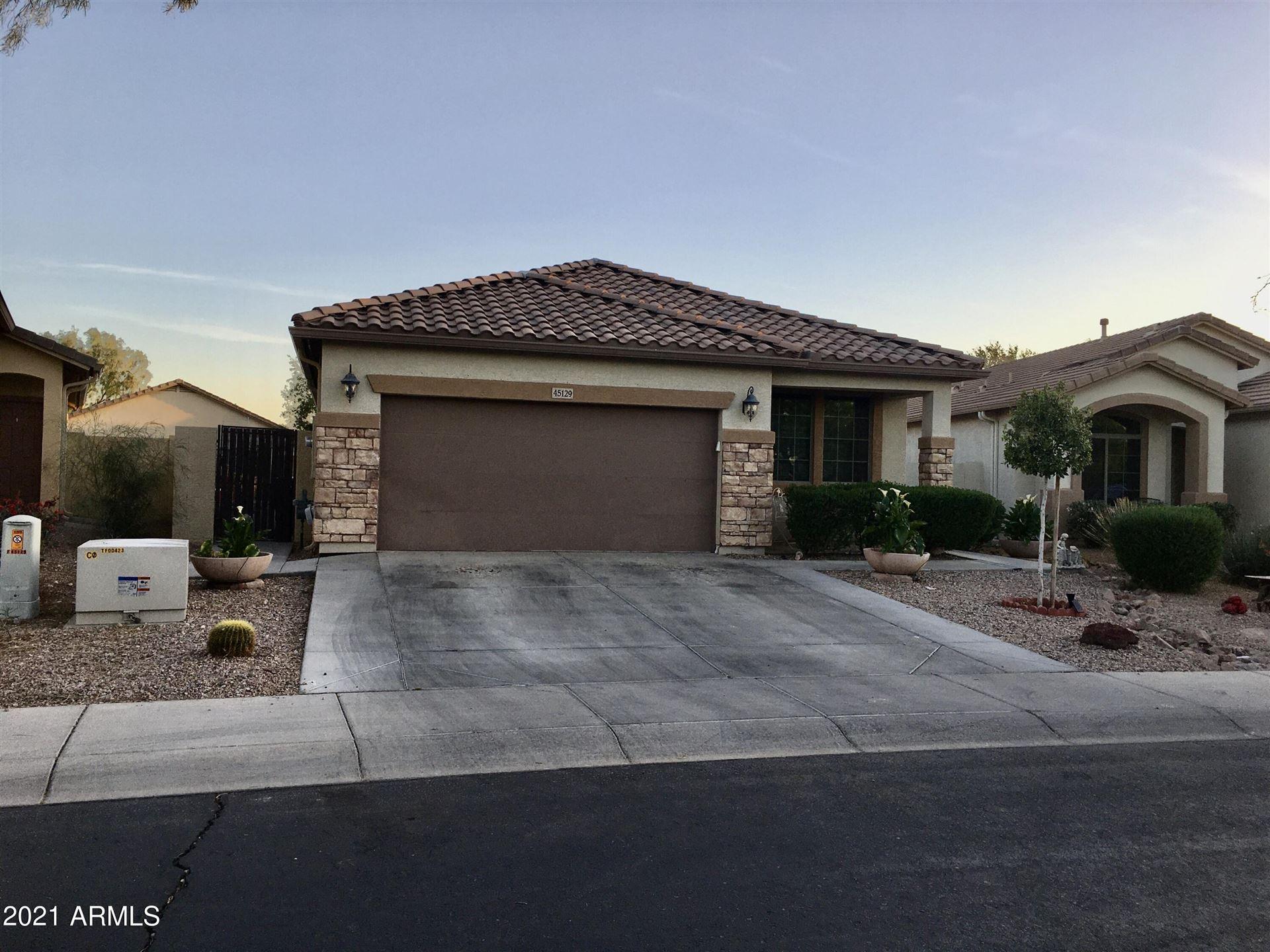 Photo of 45129 W DESERT CEDARS Lane, Maricopa, AZ 85139 (MLS # 6229452)