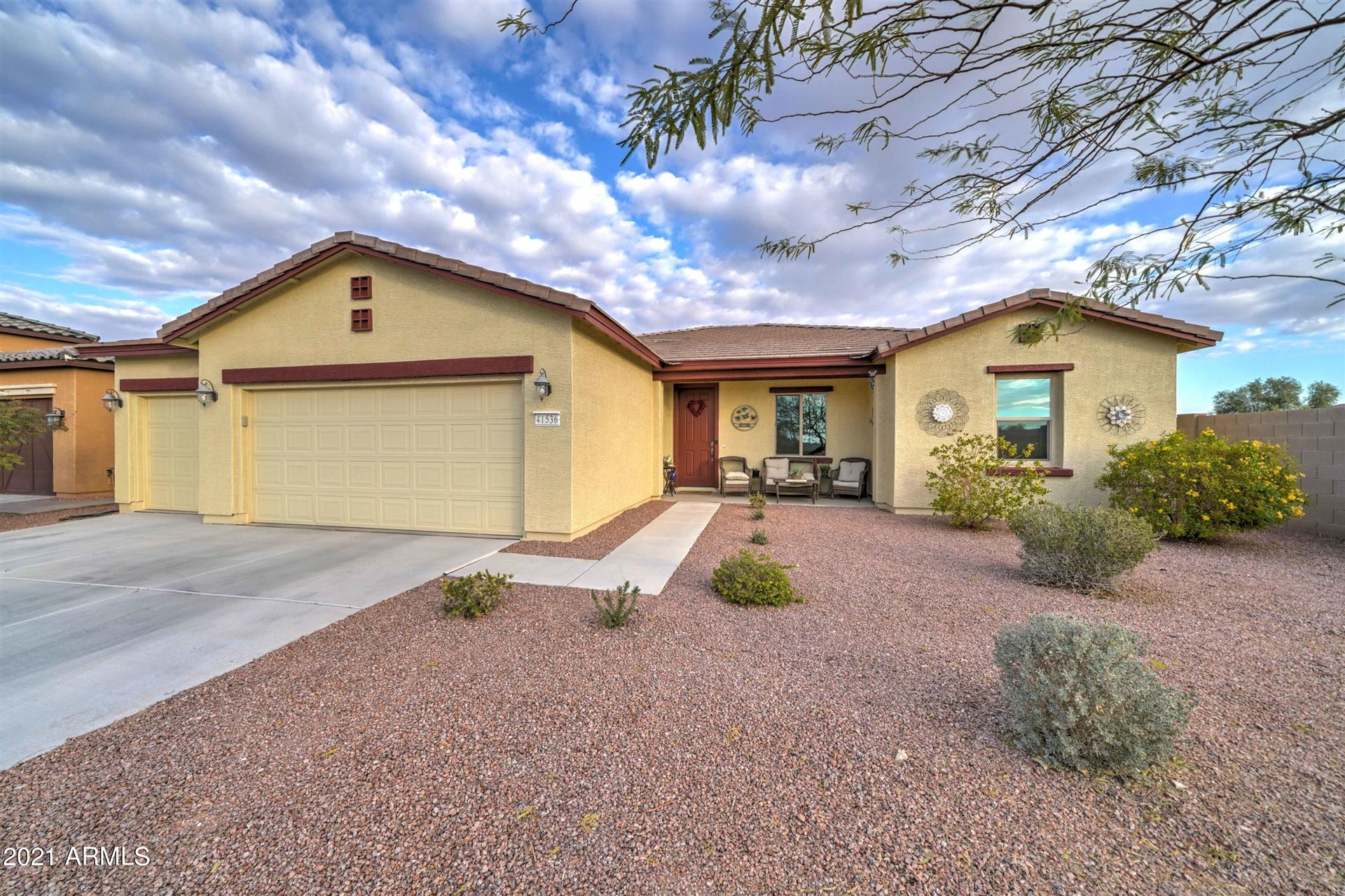41536 W SOLSTICE Court, Maricopa, AZ 85138 - MLS#: 6160453