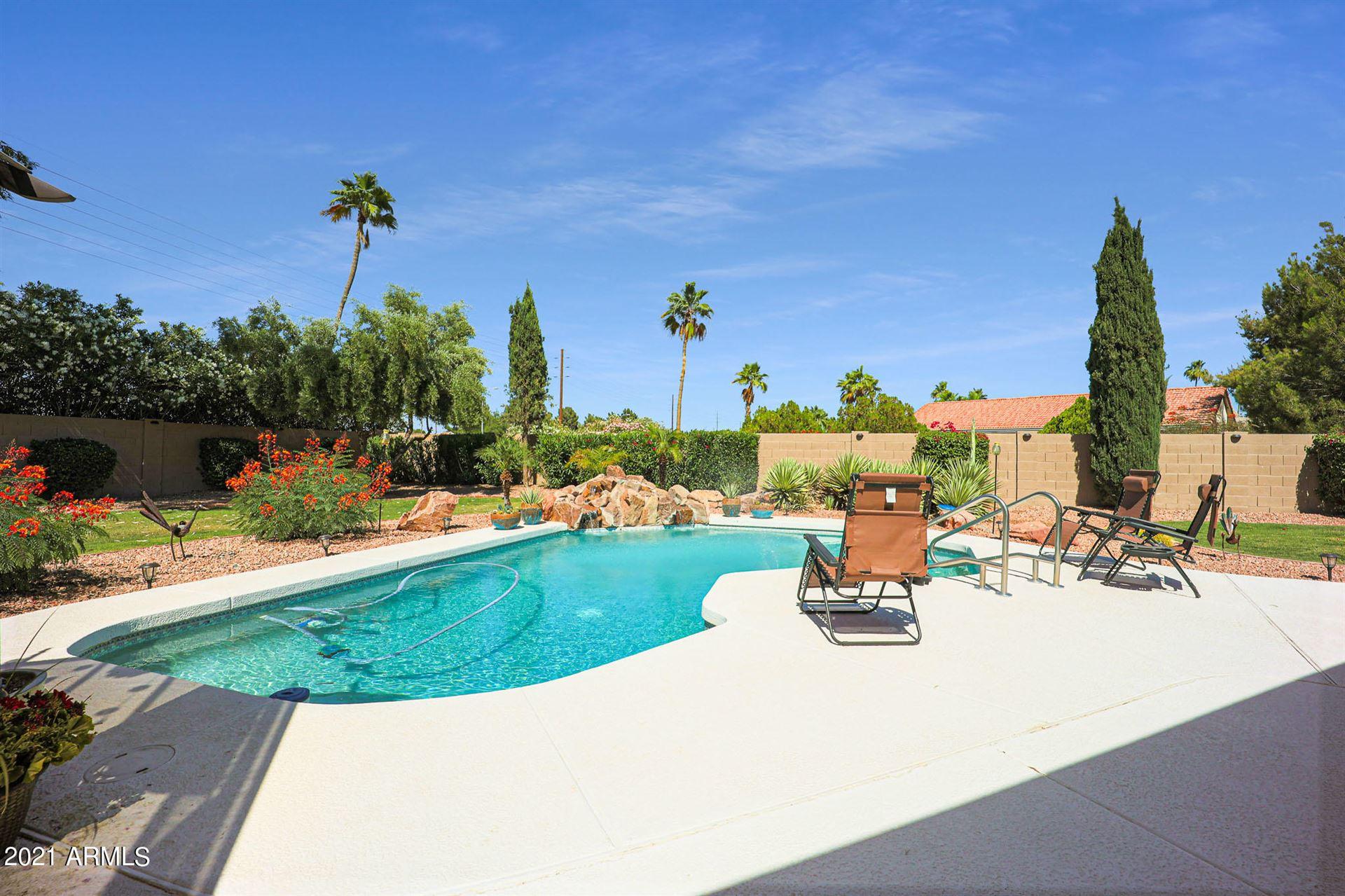 Photo of 10714 E BURGESS Court, Sun Lakes, AZ 85248 (MLS # 6232454)