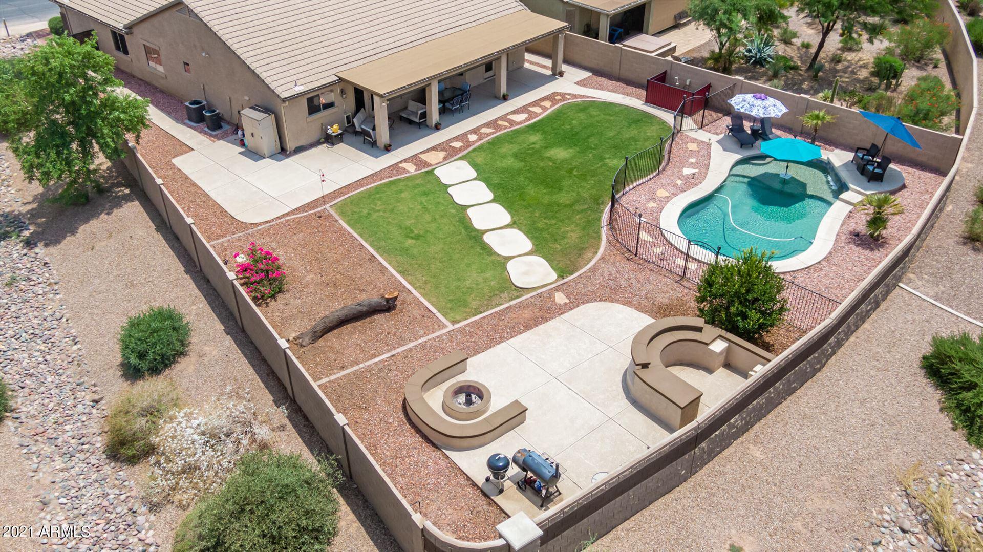 Photo of 19856 N HARRIS Drive, Maricopa, AZ 85138 (MLS # 6268454)