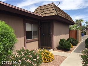 Photo of 813 S CASITAS Drive #B, Tempe, AZ 85281 (MLS # 5822455)