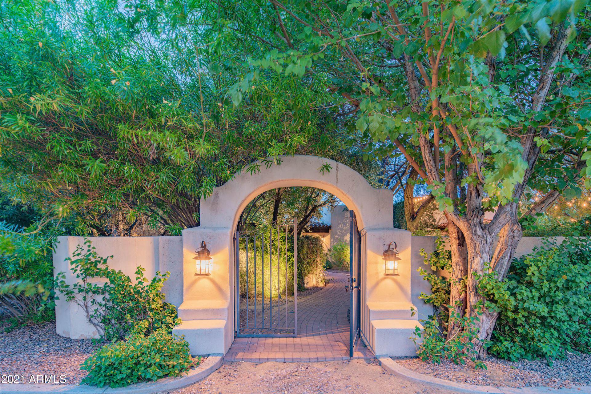 Photo of 9025 N MORNING GLORY Road, Paradise Valley, AZ 85253 (MLS # 6264455)