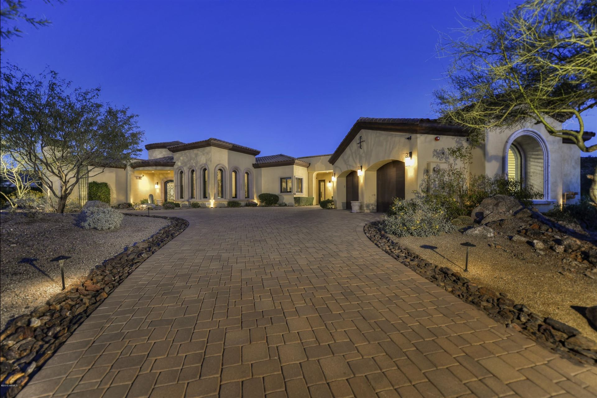 Photo of 3951 N PINNACLE HILLS Circle, Mesa, AZ 85207 (MLS # 6305455)