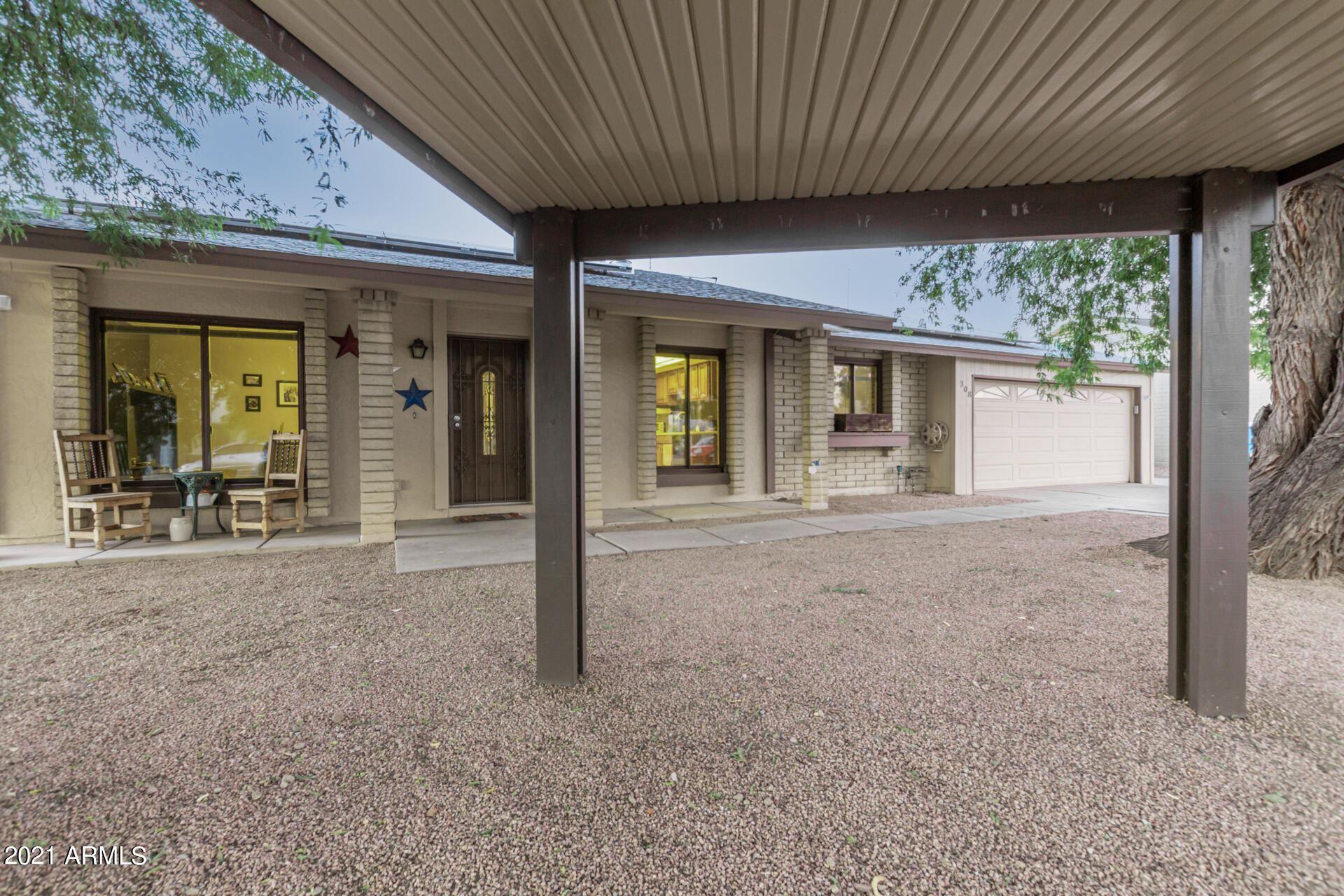 308 W ORAIBI Drive, Phoenix, AZ 85027 - MLS#: 6308455