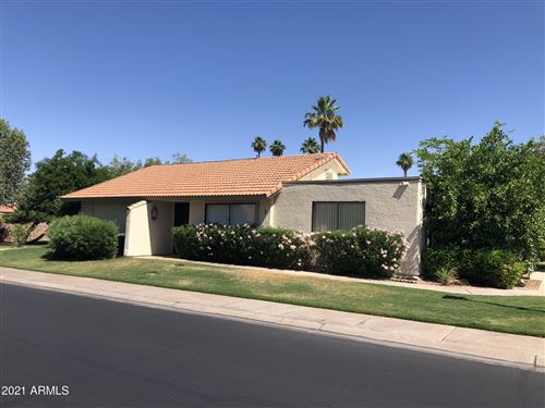 Photo of 1 LEISURE WORLD --, Mesa, AZ 85206 (MLS # 6237456)