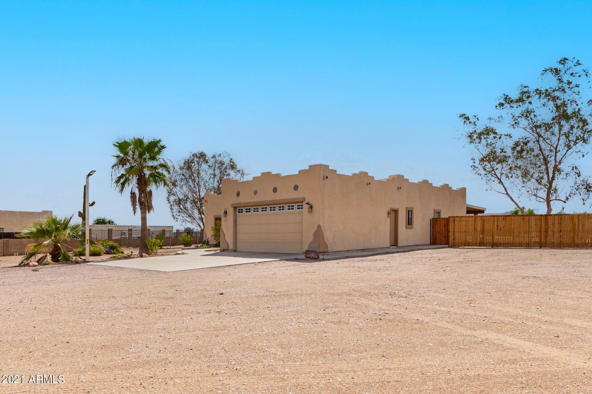 Photo of 30354 N 216TH Avenue, Wittmann, AZ 85361 (MLS # 6268456)