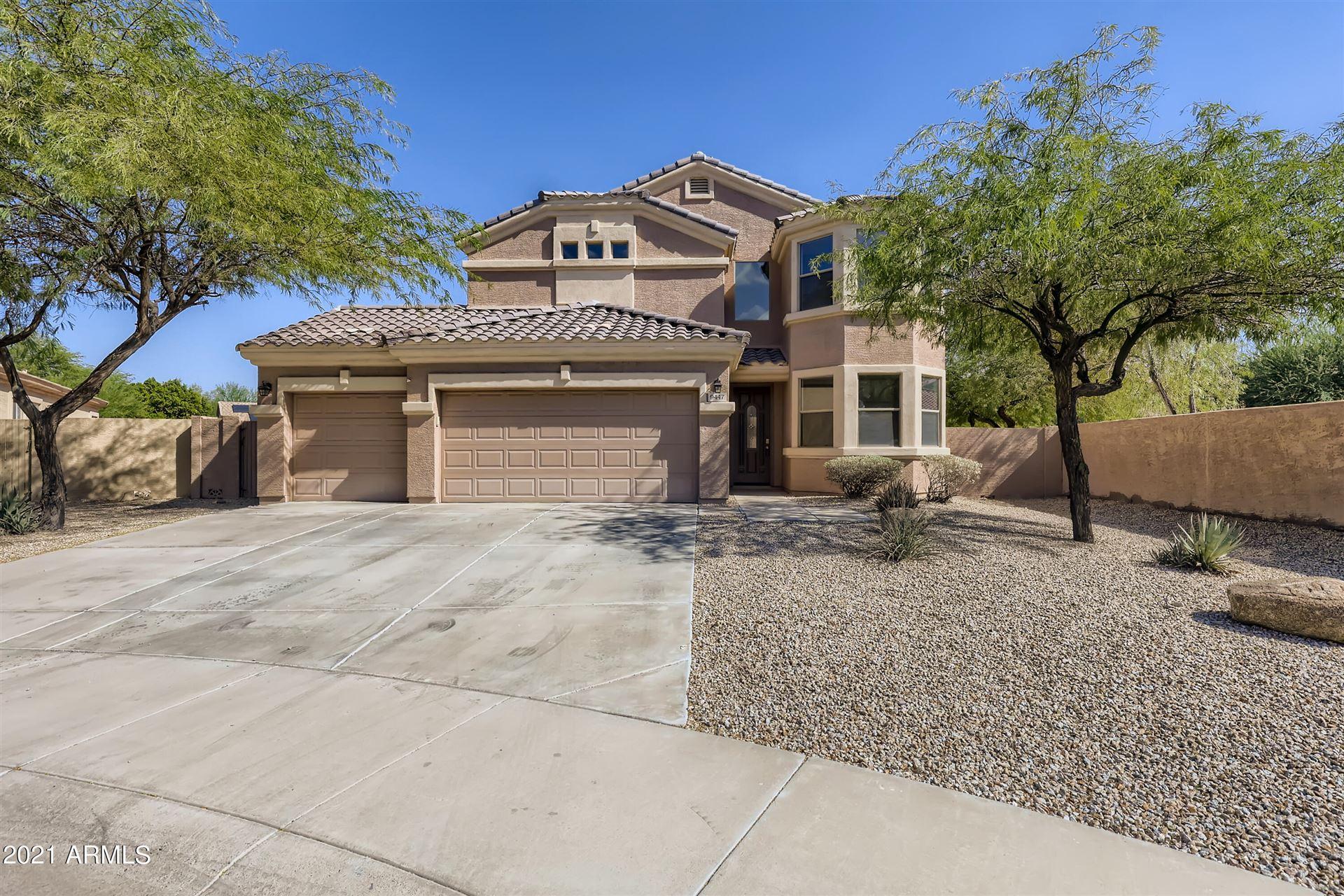 Photo of 9447 S 183RD Lane, Goodyear, AZ 85338 (MLS # 6307456)