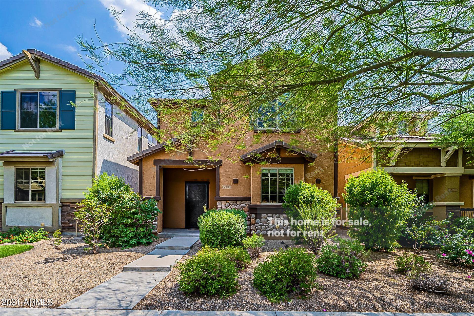 4927 W ESCUDA Drive, Glendale, AZ 85308 - MLS#: 6279457